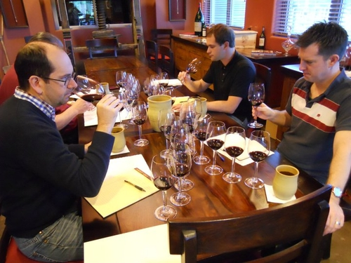 2010 blending trials
