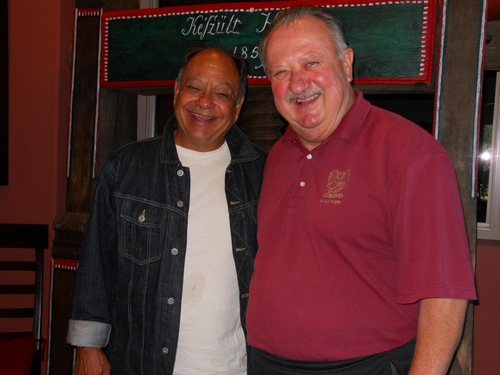 Cheech Marin Visits Winery
