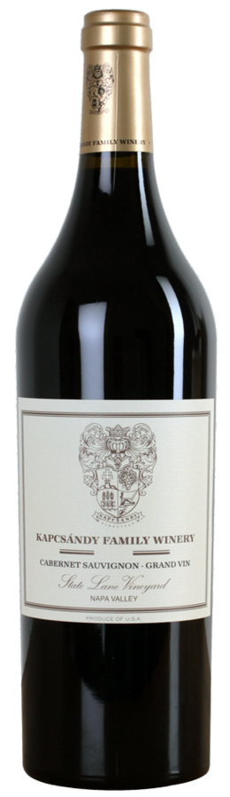 2010 Cabernet Sauvignon - Grand Vin