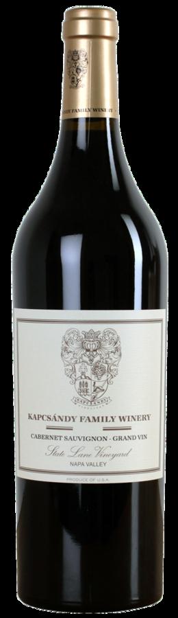 2006 Cabernet Sauvignon – Grand Vin