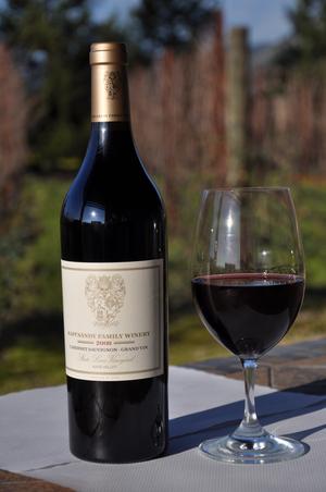 2008 Cabernet Sauvignon - Grand Vin