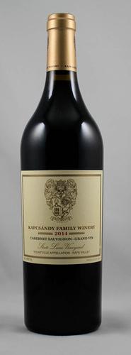 2014 Cabernet Sauvignon - Grand Vin